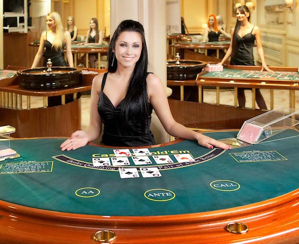 How to play at live casino with live dealers and keep winning