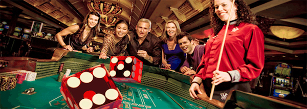Live Casino. Curious Features Casino With Live Dealers