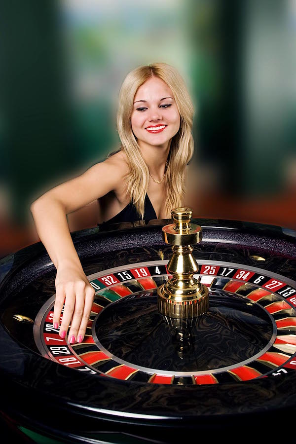 Roulette with Live Dealer at Live Casino